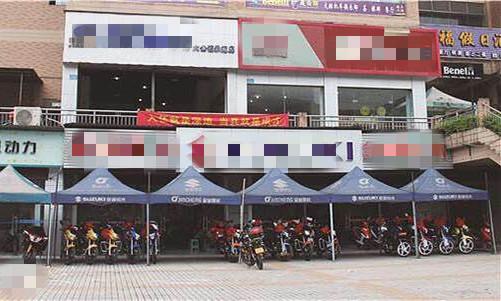 摩托车市场