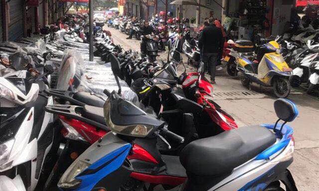 重庆摩托车市场