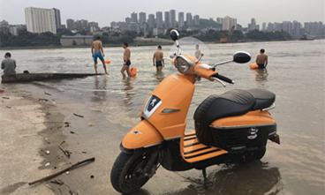 摩托车清洗